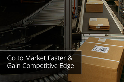 Go to Market Faster & Gain Competitive Edge (Clone)