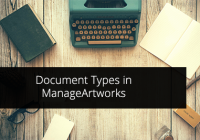 Document Types in ManageArtworks
