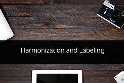 Harmonization and Labeling