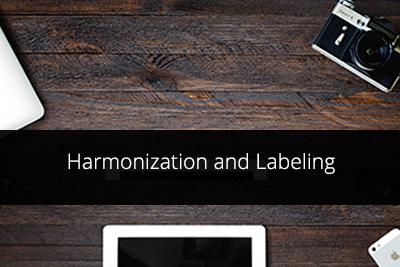Harmonization and Labeling