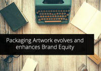 packaging artwork evolves and enhance brand equity