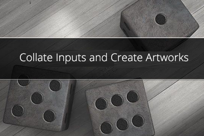 Collate Inputs and Create Artworks