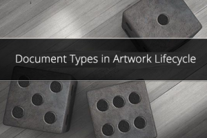 Document Types in Artwork Lifecycle