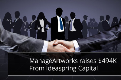 ManageArtworks raises $494K From Ideaspring Capital