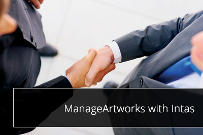 ManageArtworks with Intas