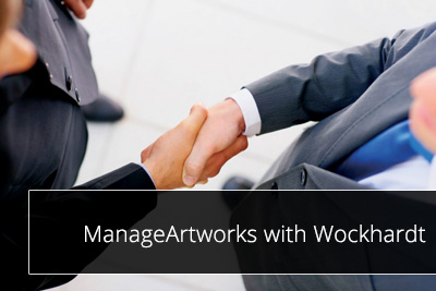 ManageArtworks with Wockhardt