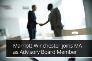 Marriott Winchester joins MA as Advisory Board Member