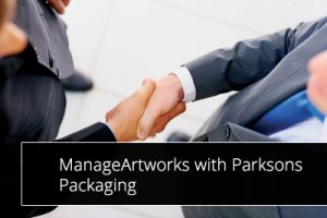 ManageArtworks with Parksons Packaging