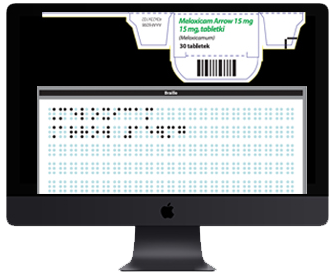 With Our Automation System you Can Check Every Aspect of the Braille