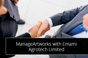 Indian Edible Oil and Bio-Diesel Major, Emami Agrotech, chooses ManageArtworks