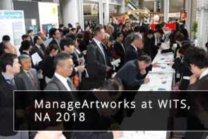ManageArtworks will be exhibiting at WITS, NA 2018