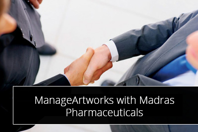 Leading WHO-GMP Certified Pharmaceutical Formulation Manufacturer in India is now on-board ManageArtworks
