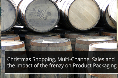 Christmas Shopping, Multi-Channel Sales and the impact of the frenzy on Product Packaging
