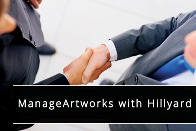 Hillyard chooses ManageArtworks