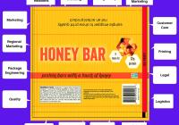 Artwork - Honey Bar